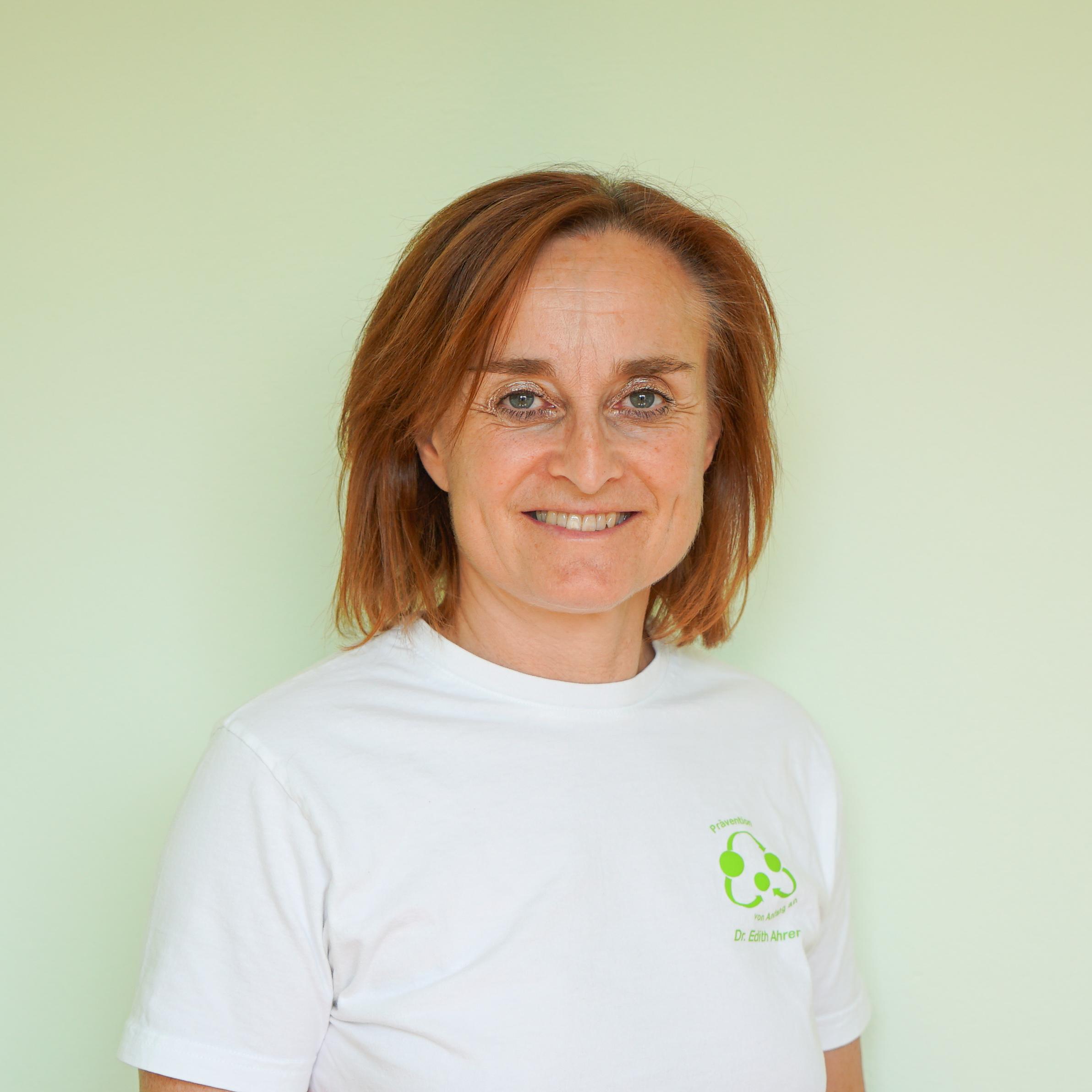 Dr. Edith Ahrer